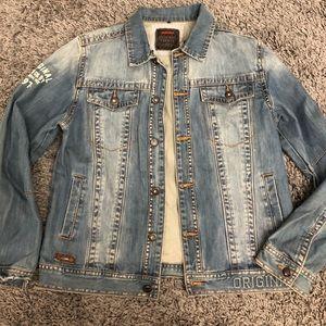 Denim jacket for teen Catimini